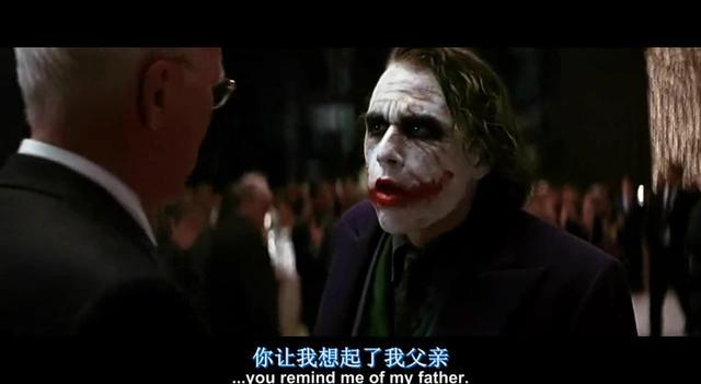 蝙蝠侠VS小丑,这个场景你是否似曾相识?这才是真正的黑暗骑士