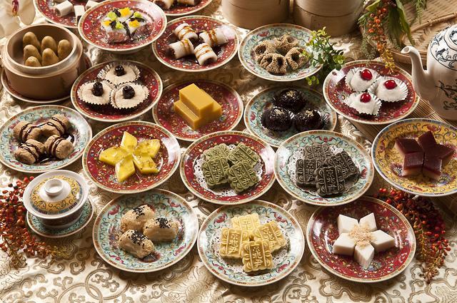 中國十大傳統糕點,我比較喜歡廣式糕點!