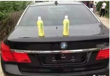 江苏师范大学车顶放水