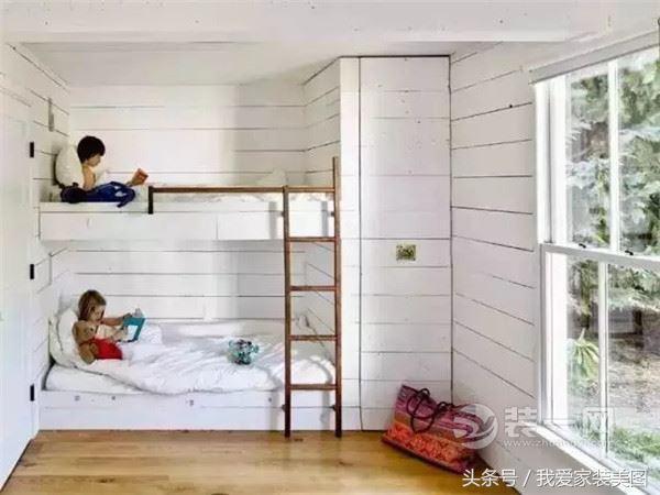 二胎儿童房设计图