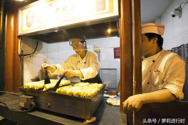 王府井小吃一条街- 北京本地宝