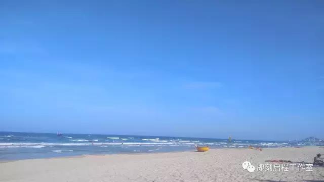 【美景】越南岘港美溪海滩 My Khe Beach