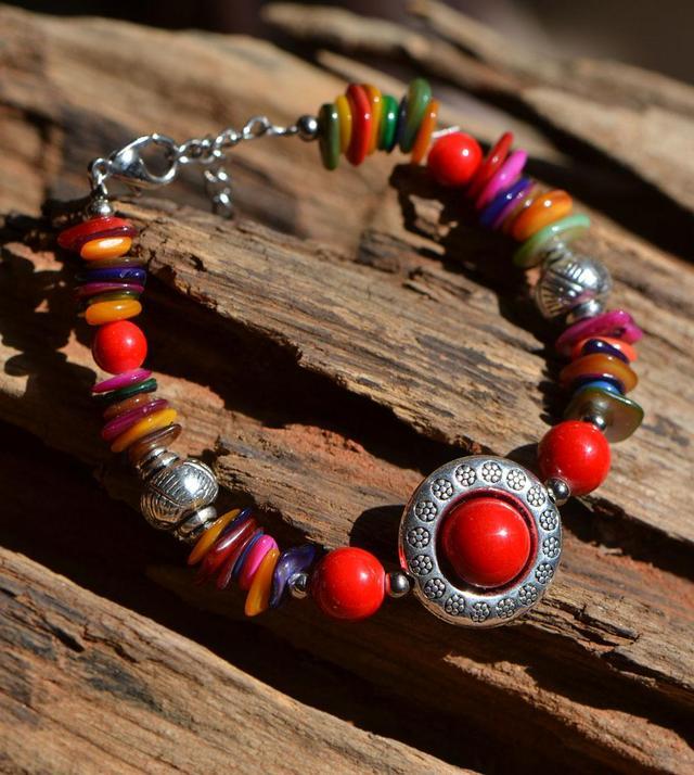 【西藏】独具特色的藏族饰品 十分精美