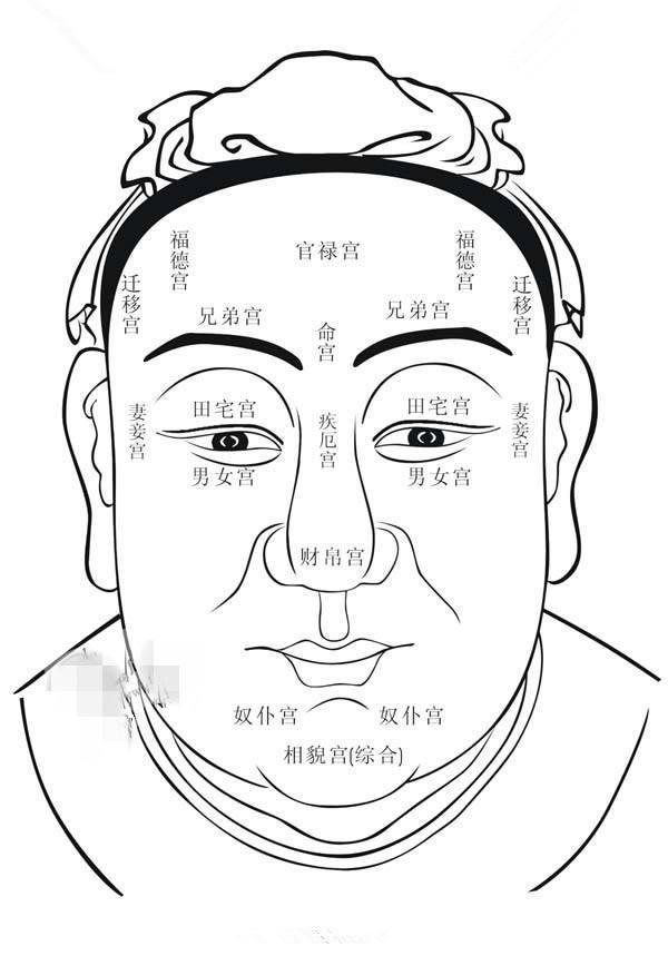 浓眉的男人面相性格与命运解析_学习啦