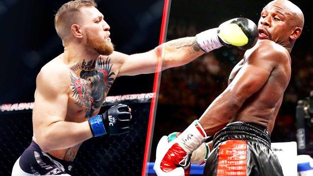 梅威瑟VS麦格雷戈终敲定 拳击超级战8月26日上演_手机新浪网
