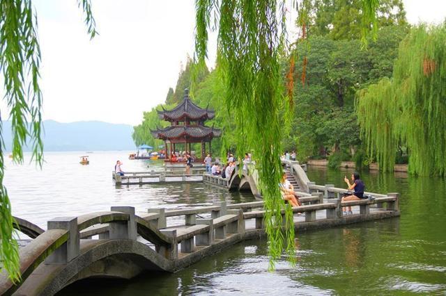 浙江杭州西湖风景图片 10张 (天堂图片网)