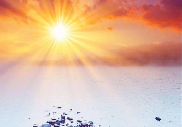 「每日壁纸精选」梦幻高清|面朝阳光