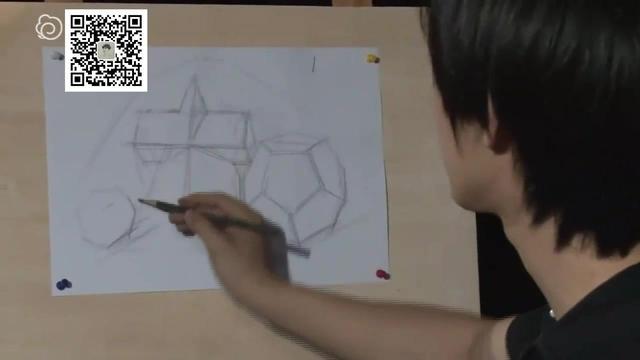 【零基础学素描】石膏教学系列第四集——石膏几何体的结构