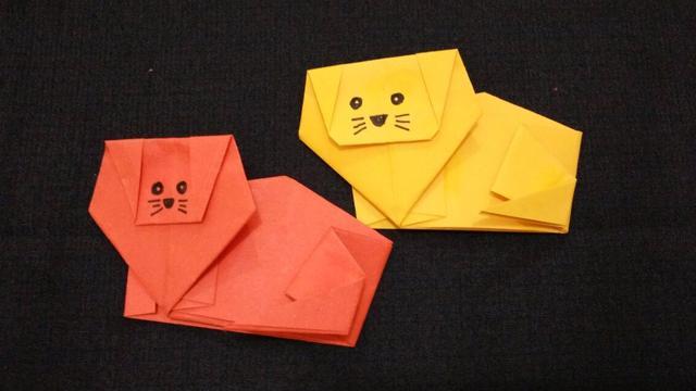 折纸王子狮鹫4