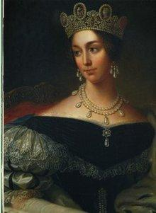 拿破仑与约瑟芬的油画