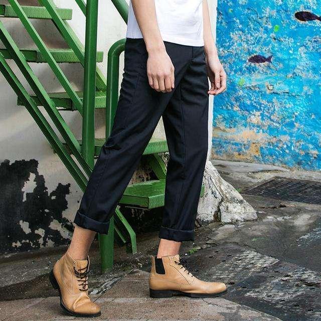 10款商务型男西裤,彰显职场男人自信魅力!