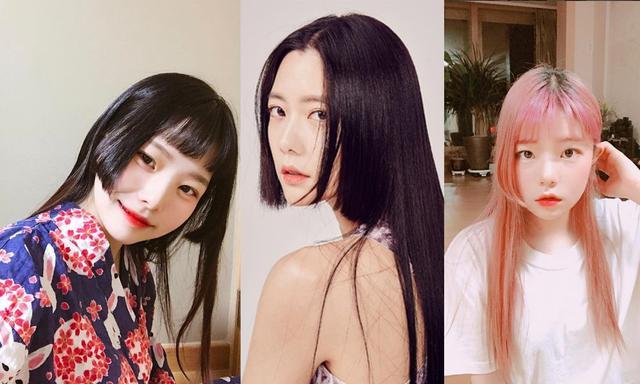 韩国女星蜂拥而上潮剪日式公主切,二次元发型追上FREESTYLE的脚步一不小心就年轻十岁