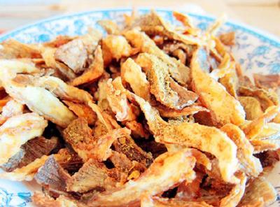 椒盐蘑菇超级美味制作方法,要变成大厨必须菜肴之一