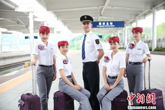 铁路又换新式制服啦_cttchengde_新浪博客