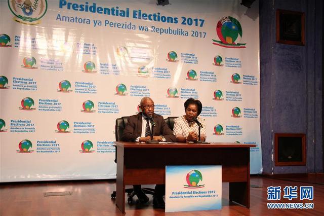 卢旺达总统卡加梅连任执政党主席