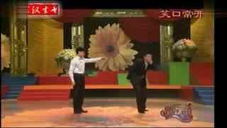 李伟健《老板与员工》,搭档相声演员武宾,俩人斗智斗勇!