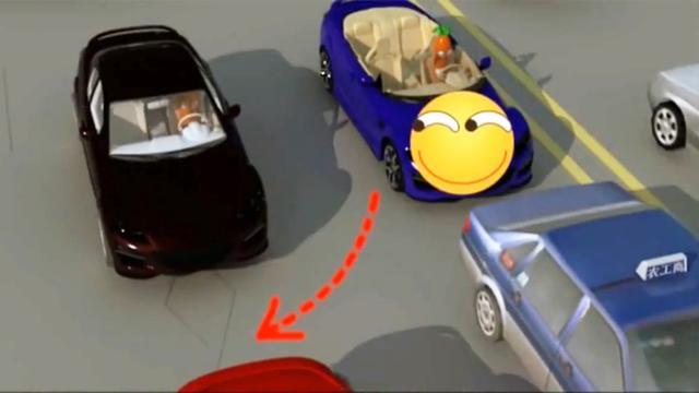 老司机教你在驾校都学不到的开车技巧