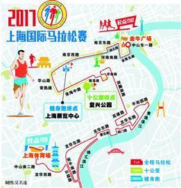 上海马拉松2017时间