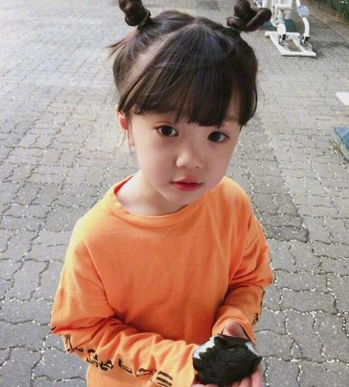 微信头像可爱小女孩