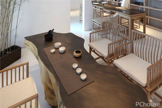 中式现代实木沙发大全
