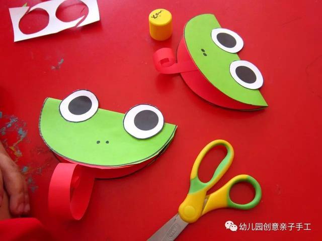 幼儿创意美术手工作品_手机搜狐网