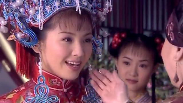 原来就是你:刘涛嫁人啦!新娘子好美!看到家宏娶的不是自己,锦儿失落!