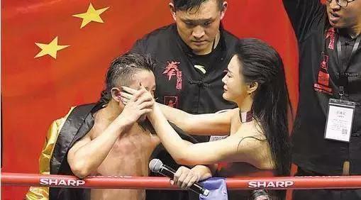 拳击冠军邹市明的儿子
