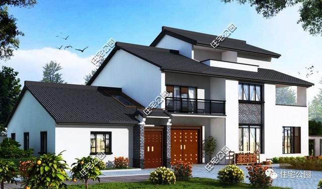 网上图纸千千万,什么样的图纸才是好的?来看看这7款别墅设计