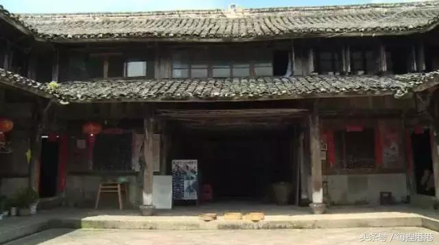 """老街的故事—桃渚古城的""""前世今生"""""""