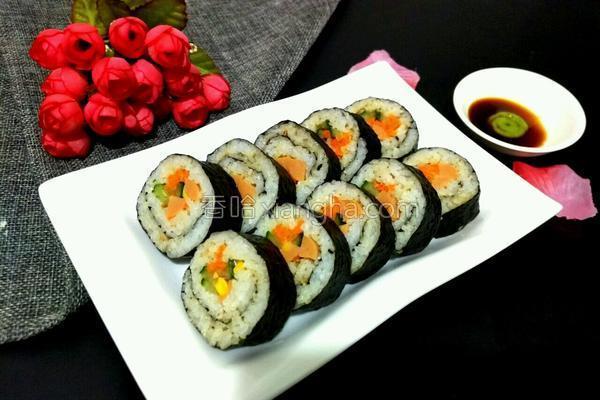 5分钟学会寿司的10种做法,学会了立马离职开店!