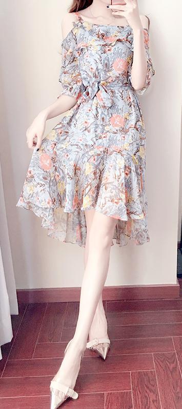 京東女裝棉麻連衣裙