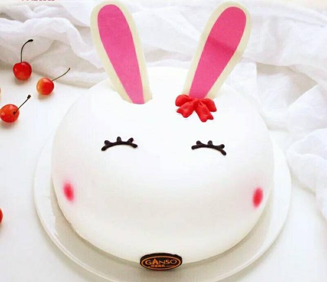 這些美麗可愛的蛋糕有你喜歡的圖案嗎