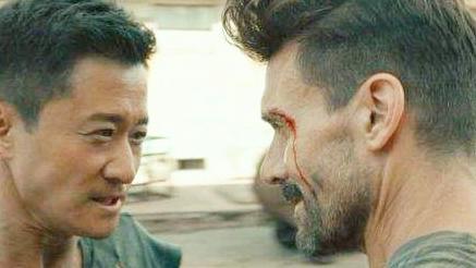 《战狼2》里三个反派 两个出演过美国队长3 一个是格斗专家