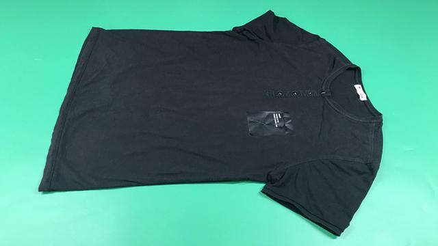 短袖T恤怎么收纳才正确? 一分钟教你短袖T恤最时尚... -小黑游戏