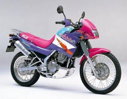 川崎小忍者250