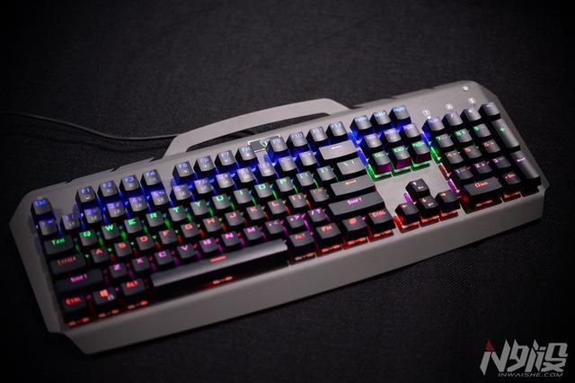ET I-500 青轴机械键盘晒单 | ET I-500 青轴机械... _什么值得买