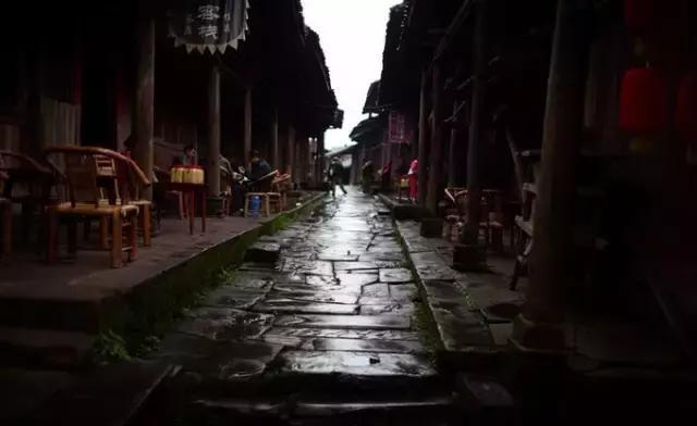雅安--上里古镇