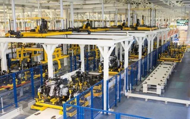 近距离感受中国制造的魅力—传承  安全  科技Jeep工厂参观招募