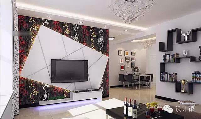 客厅电视背景墙大全