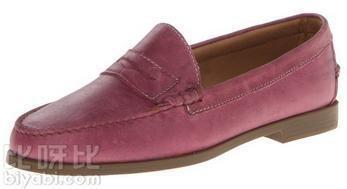 比呀比: 断码好价:UGG Anila女款真皮休闲鞋 2色可选 $40