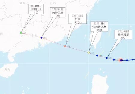 """台风""""天鸽""""已在珠海登陆!最大风力14级!"""
