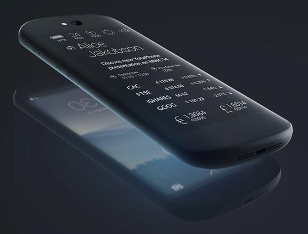 乐彩网:价格定了,售价4888元!YotaPhone2国行版