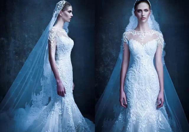 全球最美婚纱排行榜,你最喜欢哪一款