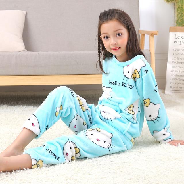 自制儿童睡衣裁剪图