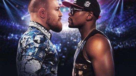 梅威瑟VS麦格雷戈拳击超级战比赛时间敲定:8月26日上演_东方头条