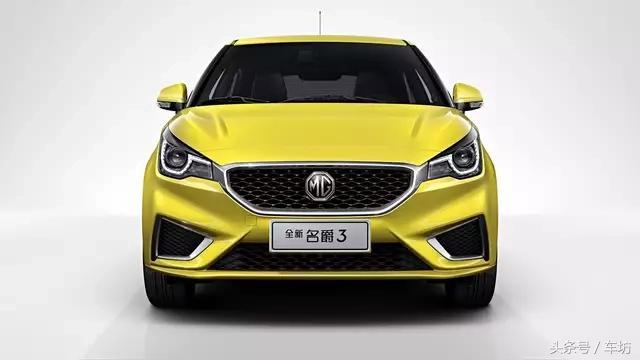 【图】推荐自动1.5L精英版 上汽MG3购车手册_汽车之家