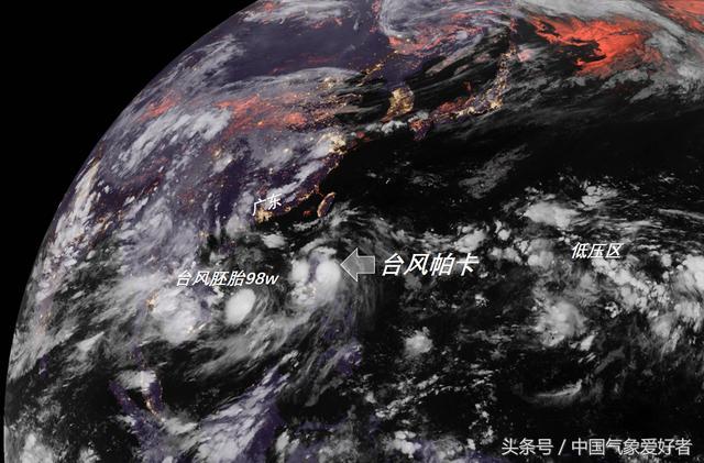 香港1962年台风
