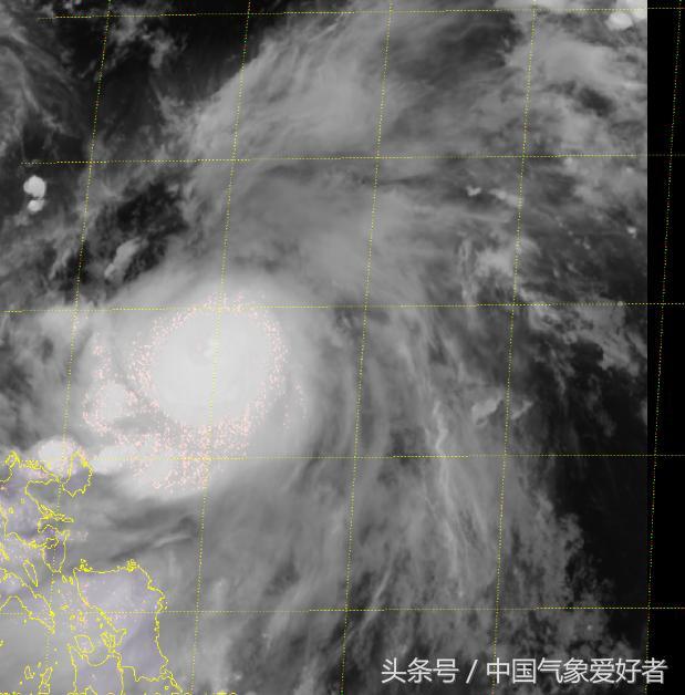 天鸽刚走,第14号台风就已生成!它已锁定华南,防台又要开始了