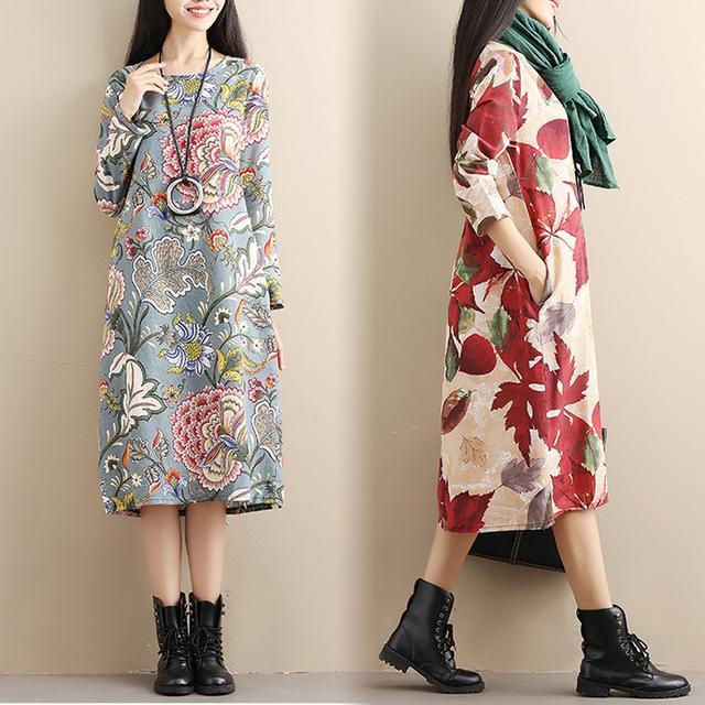 专为妈妈挑选一款可以穿3季的长裙,母亲节赶紧入手买件孝敬妈妈