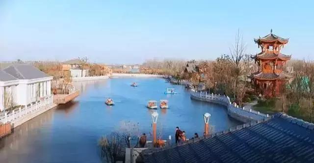 除了颍州西湖、八里河,阜阳还有这么多星级景区,你去过几个?